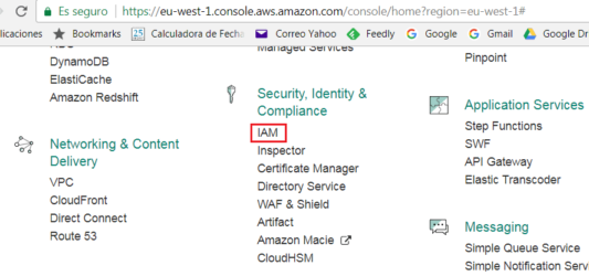 IAM – Identity Access Management – Amazon AWS