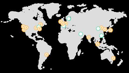 Regiones geográficas y zonas de disponibilidad de Amazon AWS