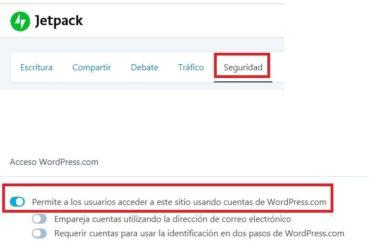 Acceder a la consola de administración de WordPress