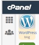 Instalar WordPress en Sered.net