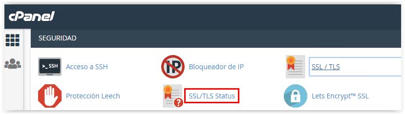 Instalar certificado TLS en nuestro WordPress alojado en el hosting Sered.net