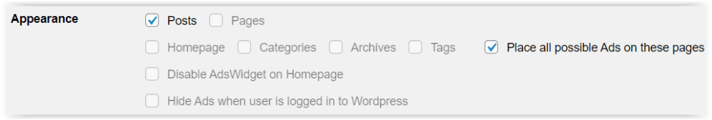 Quick Adsense - Colocar todos los anuncios posibles en la pagina
